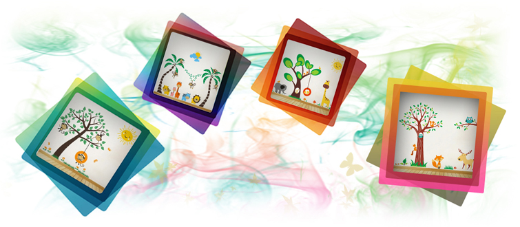 Childrens Wall Art Designs